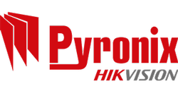 CCTV installation Derby. Home security cameras. Smart intruder alarms. Pyronix logo 1.